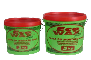 Tire-mounting paste Eco-Wax