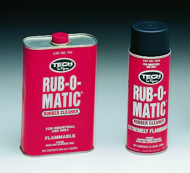 Rub-O-Matic Spray - Karta charakterystyki