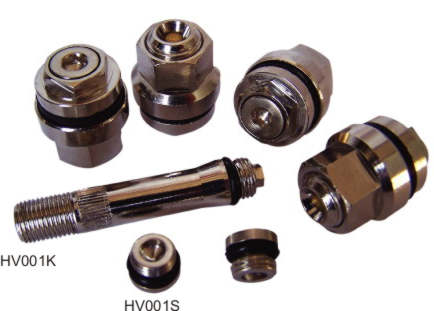 Concealed valves for tubeless HV001