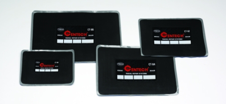Radial patches Centech 80-86