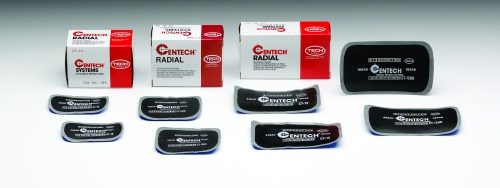 Radial patches Centech 10-14